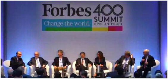 The Forbes 400 Summit