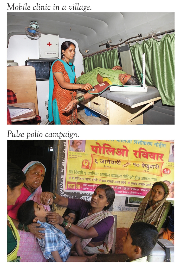 Mobile clinic & Pulse Polio Page 17