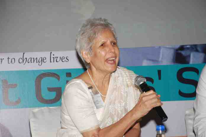 Ms. Anu Aga (Director, Thermax and MP-Rajya Sabha)