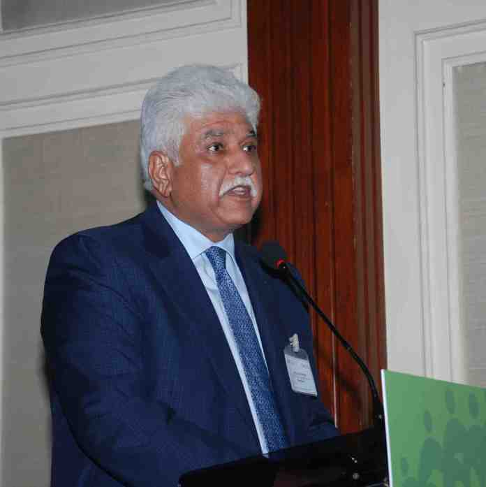 Mr. Rakesh Bharti Mittal (Vice Chairman and Managing Director-Bharti Enterprises)