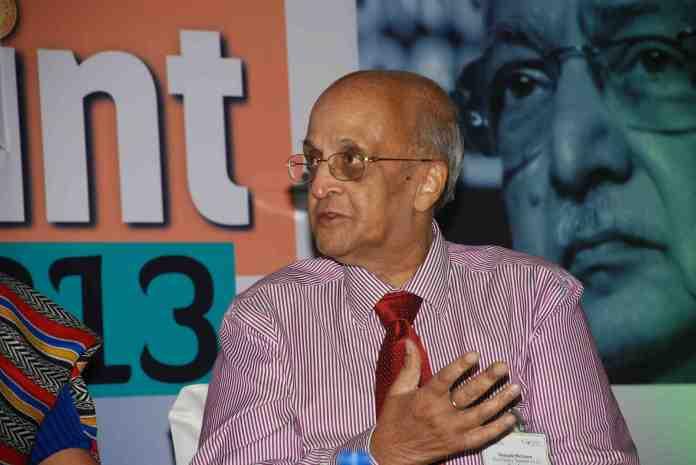 Mr. Deepak Shriram (Chairperson, Shriram Automotive Products Ltd)